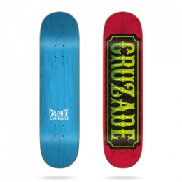 Cruzade Stamp 8.0'' Tabla de skateboard