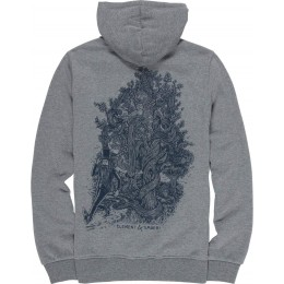 Element Cut yout losses grey 2020 sudadera