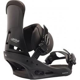 Burton Custom black  2020 Fijaciones de snowboard