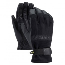 Burton Daily leather black 2021 guantes de snowboard