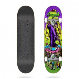Cruzade Deathskull 8,25'' Skateboard completo
