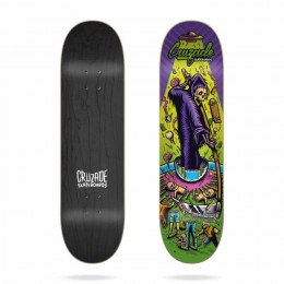 Cruzade Deathskull 8'' Tabla Skateboard