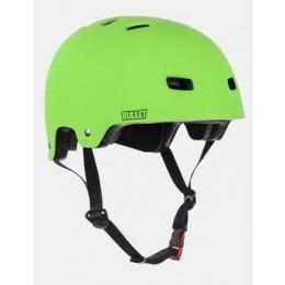 Bullet Deluxe T35 black casco de skateboard