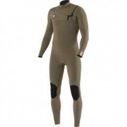 Vissla Seven seas 4/3 chest zip earth neopreno