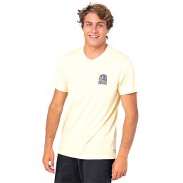 Rip Curl Sport Eco pale yellow 2021 camiseta