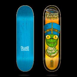 Cruzade Conspiracy Nefertiti 8'' Tabla Skateboard