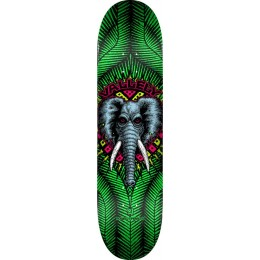 "Powel Peralta Vallely Elephant green 8.0"" tabla de skate"