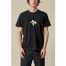 Globe Dion Agius Hollow black 2021 camiseta