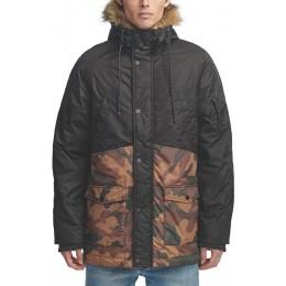 Globe Exclusion bark camo 2021 abrigo