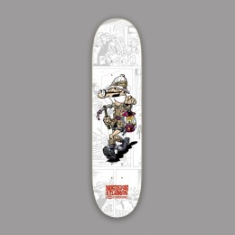 "Element Timber Explorer 8,2"" tabla de skate"