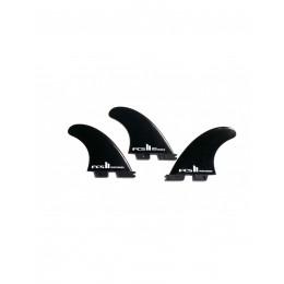 Nomadas F75 Trifin FCSII Performer black Quillas Surf