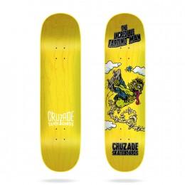 Cruzade The Incredible Farting Man 8'' tabla Skateboard