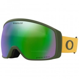 Oakley Flight Tracker XM dark brush mustard prizm jade 2021 gafas de snowboard