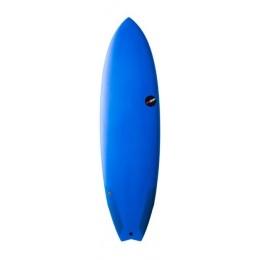 "NSP Protech Fish 6,8"" Tabla de surf"