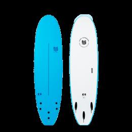 """FLOWT STANDARD SOFTBOARD 6'6"""" TABLA DE SURF"""
