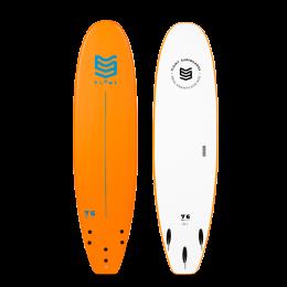 """FLOWT STANDARD SOFTBOARD 7'6"""" Tabla de surf"""