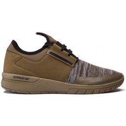 supra flow run olive 2018 zapatillas