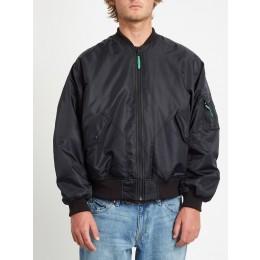 Volcom Greenfuzz black 2021 chaqueta