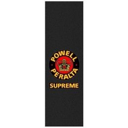 Powell Peralta Grip so 9 x 33 supreme pliego de lija