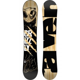 Raven Grizzly tabla de snowboard
