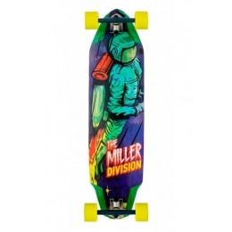 "Miller Hero 37,35"" longboard completo"