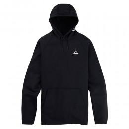 Burton Crown Waterproof pullover true black 2021 sudadera técnica