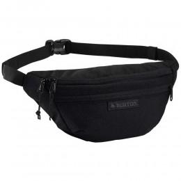 Burton hip pack black riñonera