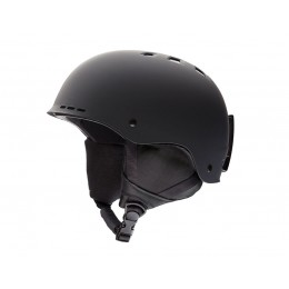 Smith Holt 2 matte black 2020 casco de snowboard