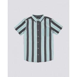 Element Icon Stripes grey 2020 camisa