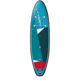 """Starboard Inf Sup Igo 10.8"""" x 33"""" x 6"""" Deluxe Sc 2021 paddle surf"""
