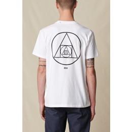 Globe Infinity Stack white 2022 camiseta
