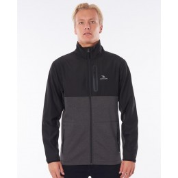 Rip Curl Interblock Anti series grey 2021 sudadera