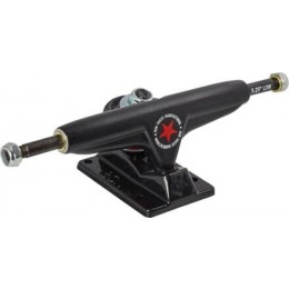 Iron Low 5.25'' Black Ejes de skateboard (PACK 2)