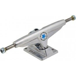 Iron 6,0'' High silver Ejes de skateboard (PACK 2)