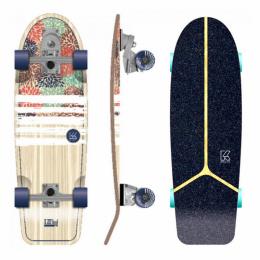 Flying Wheels Izu 30'' Surfskate completo
