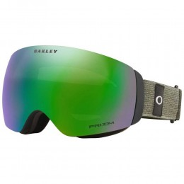 Oakley Flight Deck XM Heathered dk brush dk grey prizm jade 2021 gafas de snowboard