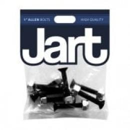 """Jart Bolts&Nuts 1"""" Allen Blister tornillos"""