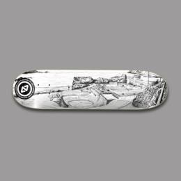 """Hydroponic Spot La Kantera 8,250"""" tabla skateboard"""