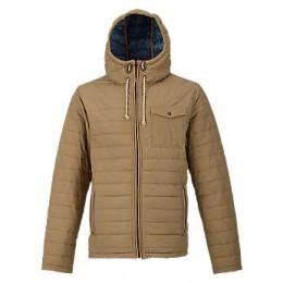 burton sylus marrón 2017 abrigo
