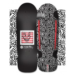 "Element Keith Haring 1984 9,5"" tabla de skate"