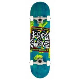 "Body Glove Kindred blue 8"" skateboard completo"