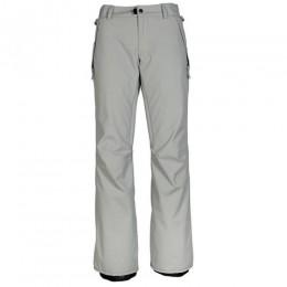 686 Standard shell light grey 2021 pantalón de snowboard de mujer