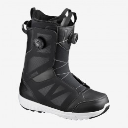 Salomon Launch BOA black 2020 Botas de Snowboard