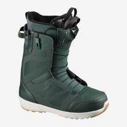Salomon Launch green 2021 Botas de snowboard