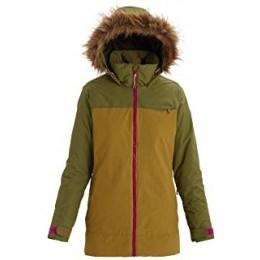 Burton Lelah martini olive evilo 2020 chaqueta de snowboard de mujer