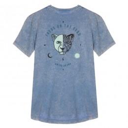 Arica Leopard blue 2021 camiseta