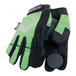 Long Island Curly green 2021 guantes de longboard