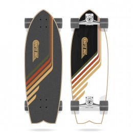Long island Manly 30'' Surfskate completo