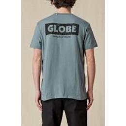 Globe Living Low steel blue 2021 camiseta