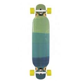 "Miller Malibu 39,5"" longboard completo"